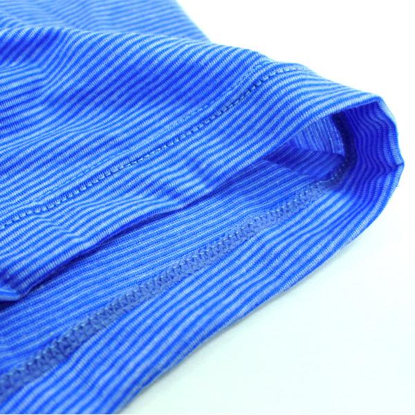 FILA男條紋吸排平口褲 3