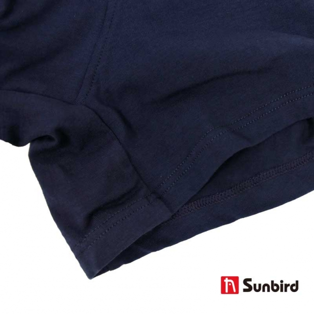 SUNBIRD男彈力貼身平口褲 4